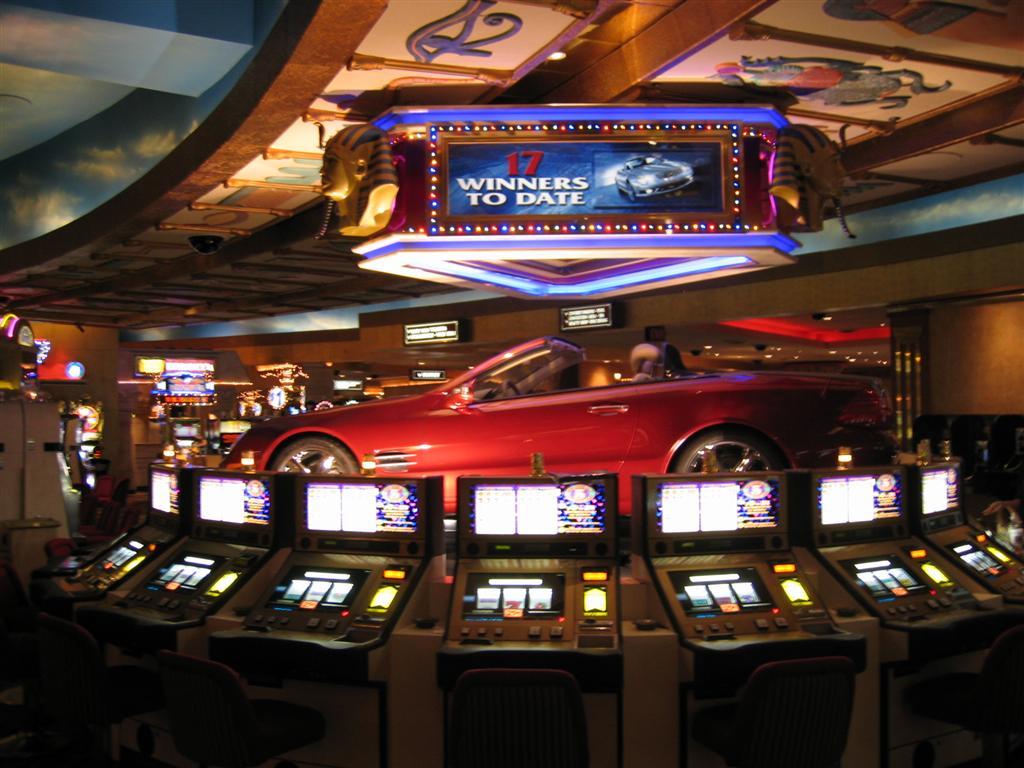 Win a car slot machine las vegas